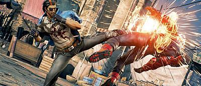 Посмотрите на скриншоты нового бесплатного обновления Tekken 7, посвящённого кастомизации персонажей