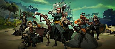 Большое обновление для Sea Of Thieves появится 29 мая (трейлер)