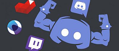 Вышло большое обновление для Discord — новая панель «Игры», заменяющая Steam