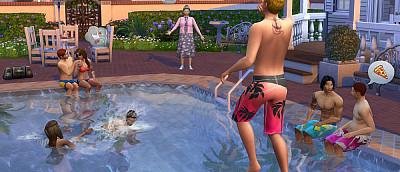 Теперь в Sims 4 есть времена года (трейлер)