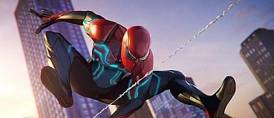 В новом трейлере Marvel's Spider-Man показали светящийся костюм Человека-паука