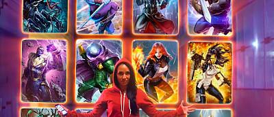 Marvel показала трейлер мобильной карточной игры Marvel Battle Lines, посвященный Comic-Con 2018