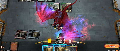 Открытый бета-тест карточной Magic: The Gathering Arena стартует в конце сентября — видео