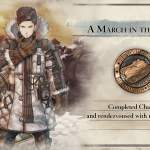 Достижение/трофей A March in the Snow <span>(секретный)</span> в Valkyria Chronicles 4