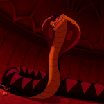 Достижение/трофей Snake My Day в Disney Classic Games: Aladdin and The Lion King
