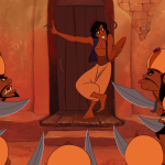 Достижение/трофей Barrels and Rooftops в Disney Classic Games: Aladdin and The Lion King