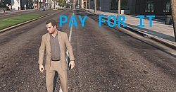 Grand Theft Auto 5 (GTA V): Чит-Мод / Cheat-Mode (Pay For It Trainer 1.4a)