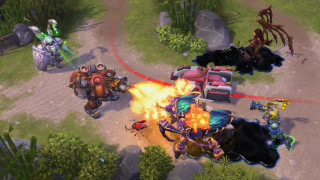 Скриншоты Heroes of the Storm