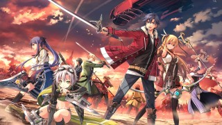 Арт The Legend of Heroes: Trails of Cold Steel 2