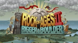 Арт Rock of Ages 2: Bigger and Boulder