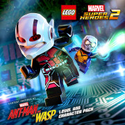 Арт LEGO Marvel Super Heroes 2