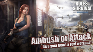 Арт Rules of Survival