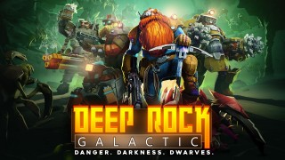 Арт Deep Rock: Galactic