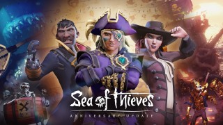 Арт Sea of Thieves