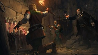 Арт Pathfinder: Kingmaker