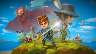 Арт Oceanhorn 2: Knights of the Lost Realm