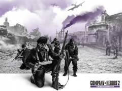 Арт Company of Heroes 2: The British Forces
