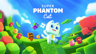 Арт Super Phantom Cat