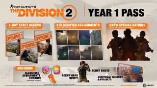 Арт Tom Clancy's The Division 2