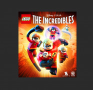 Арт LEGO Incredibles