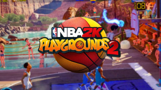 Арт NBA Playgrounds 2