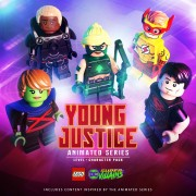Арт LEGO DC Super Villains