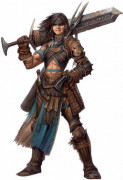 Девушки из Pathfinder: Kingmaker