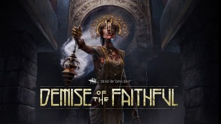 Арт Dead by Daylight - Demise Of The Faithful