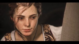 Девушки из A Plague Tale: Innocence