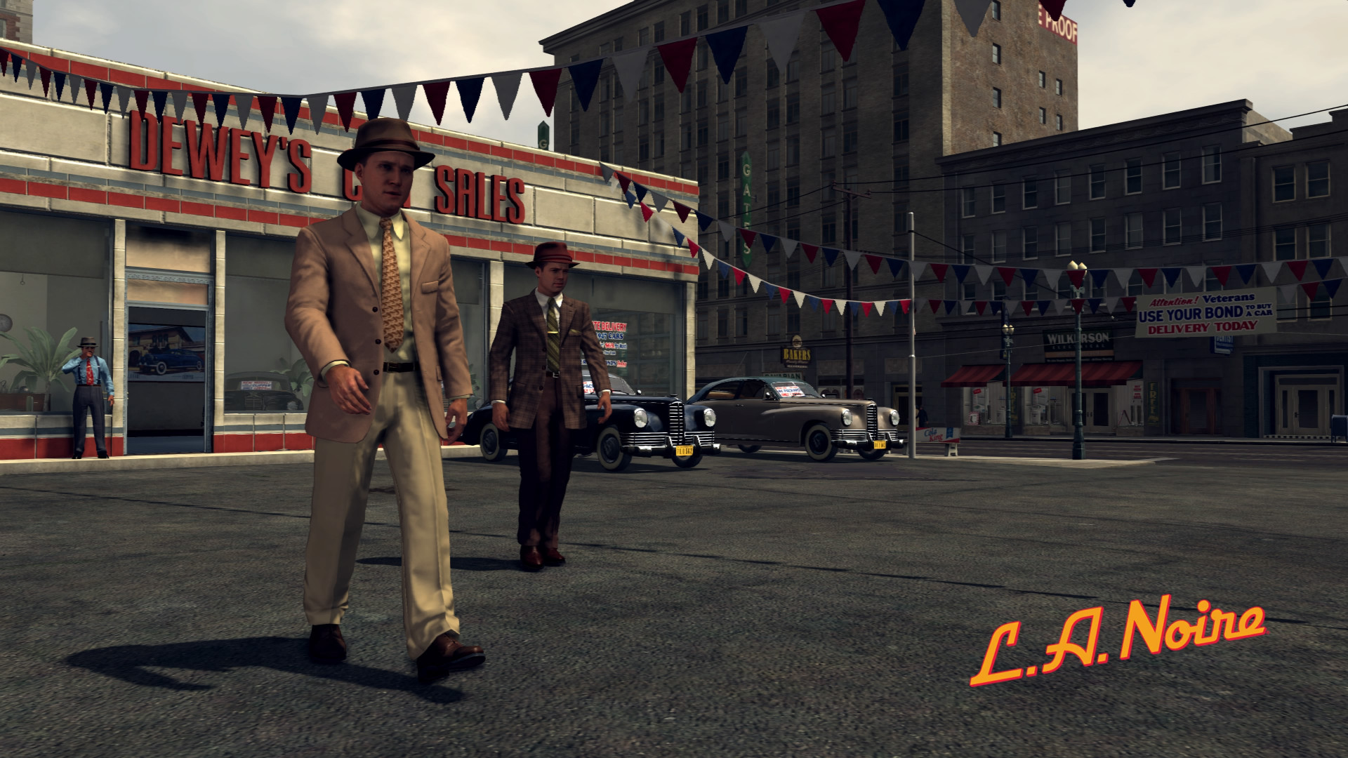 playstations video game l a noire is Shop for playstation 3 (ps3) consoles in playstation 3 buy products such as refurbished sony playstation ps3 slim 160gb console at walmart and save.
