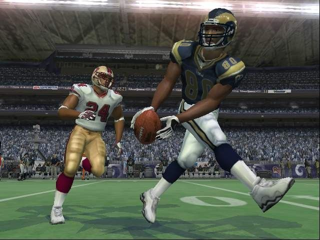 an analysis of the game madden nfl 2001 Product description john madden is back and, again, he's brought the entire nfl with him into your nintendo 64 with madden nfl 2001the game includes the updated rosters you'd expect, but new this season is the addition of coaches on the sidelines, who often encourage the players and shout helpful advice out to the referees.