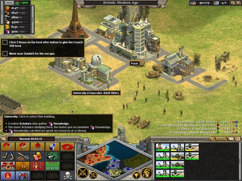 Rise Of Legends Download
