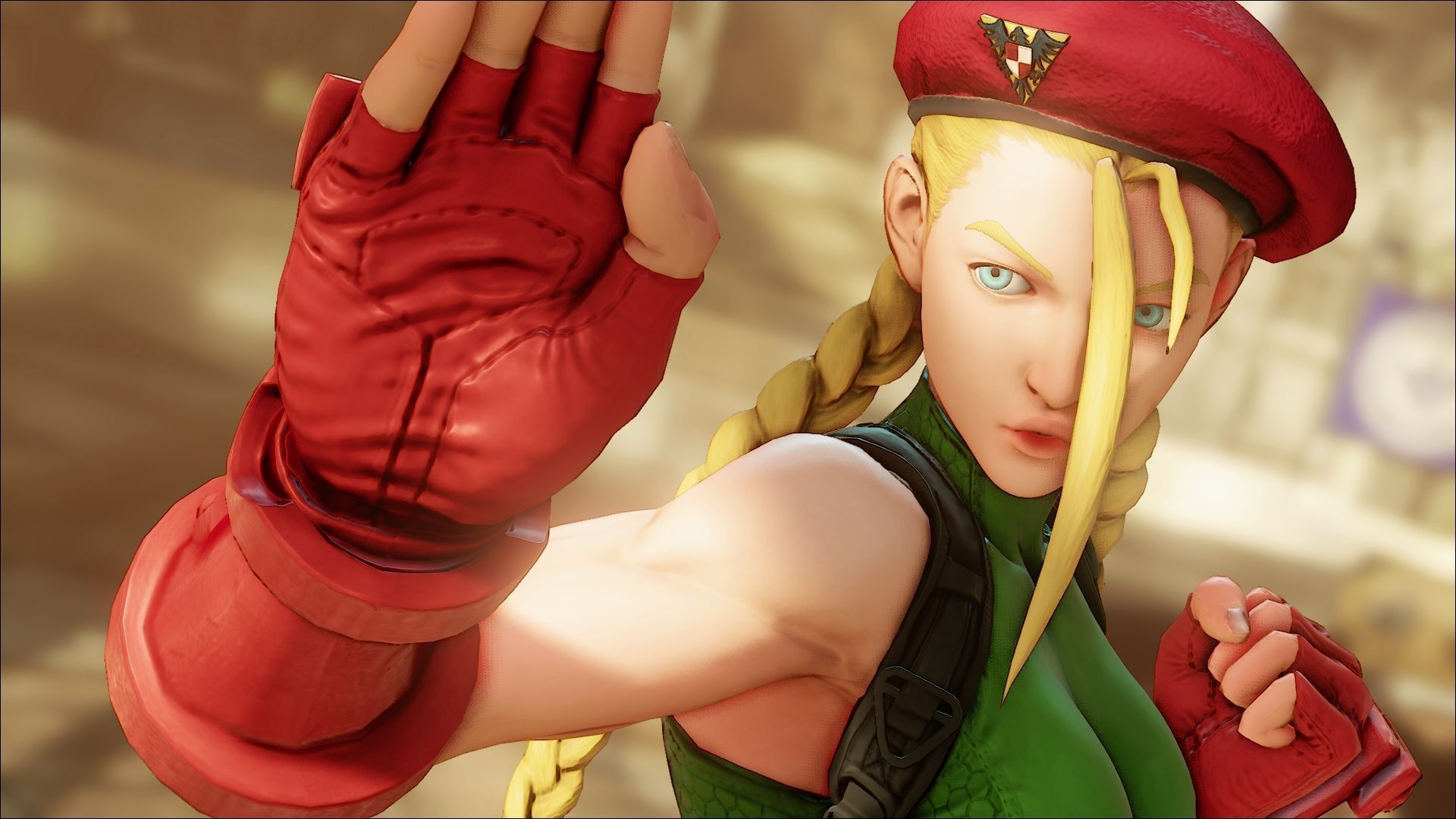 Street fighter cammy — photo 3