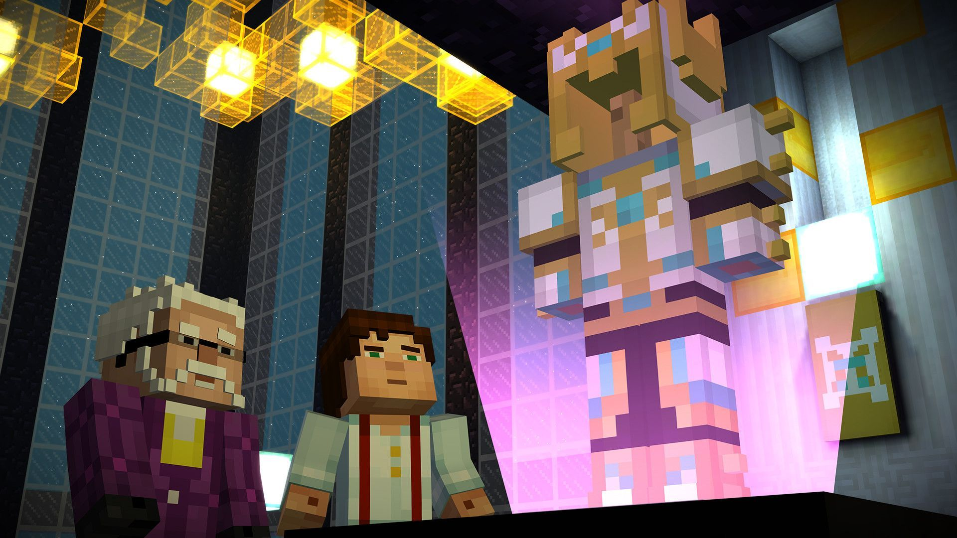 Minecraft: Story Mode - A Telltale Games Series - дата ...