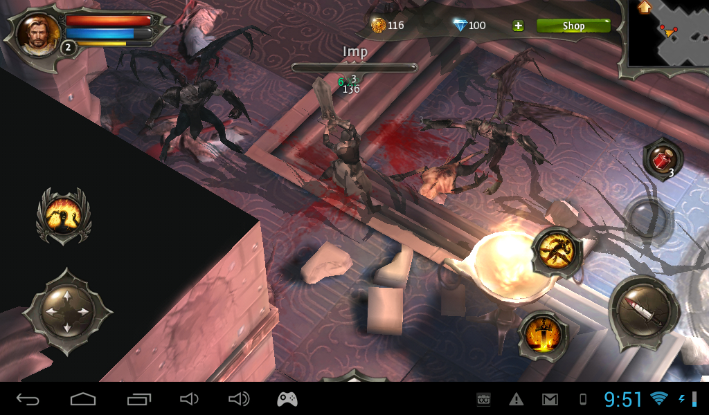 Gameloft HD Games: Shadow Guardian HD for …
