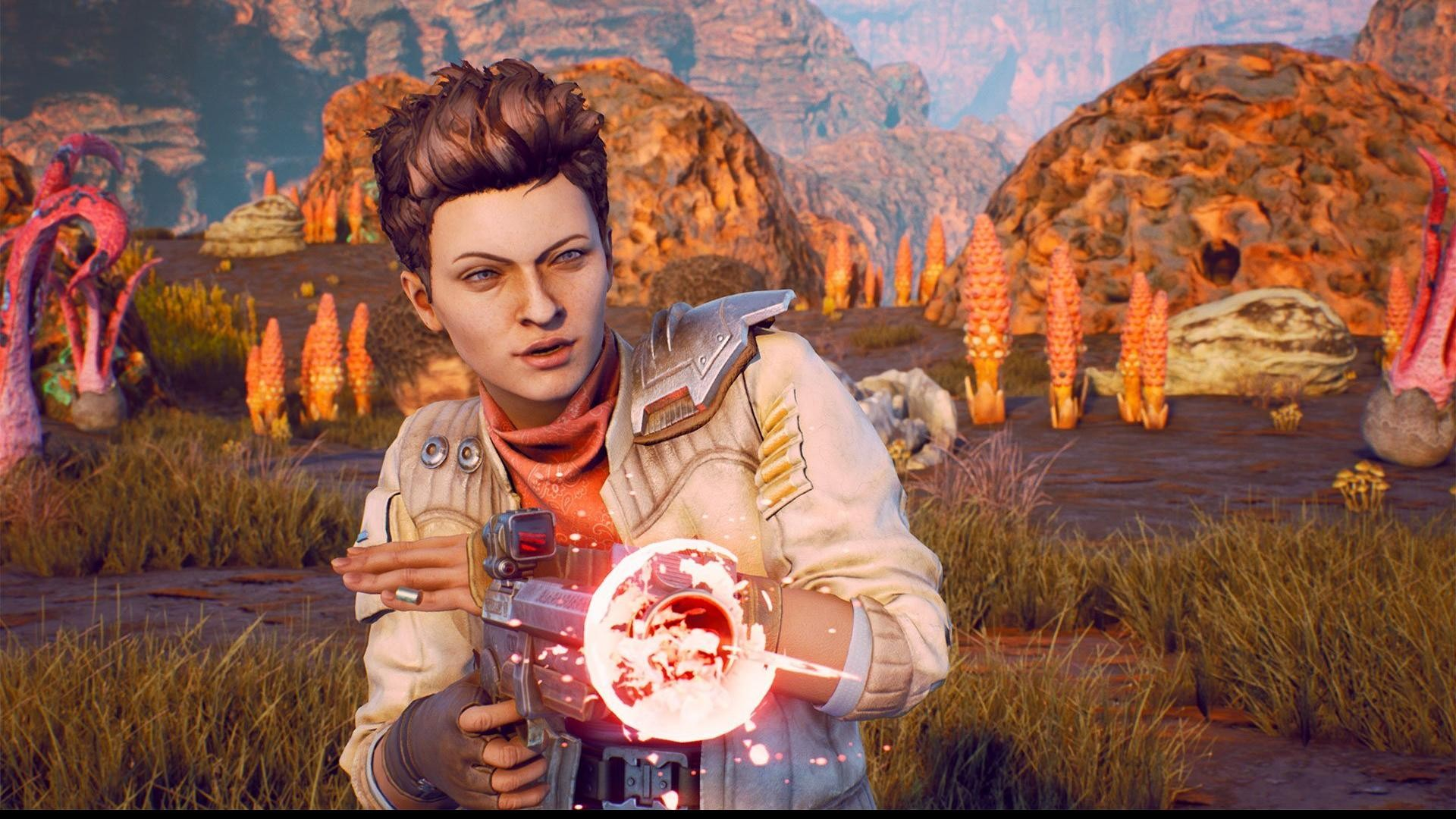 the outer worlds - HD 1920×1080