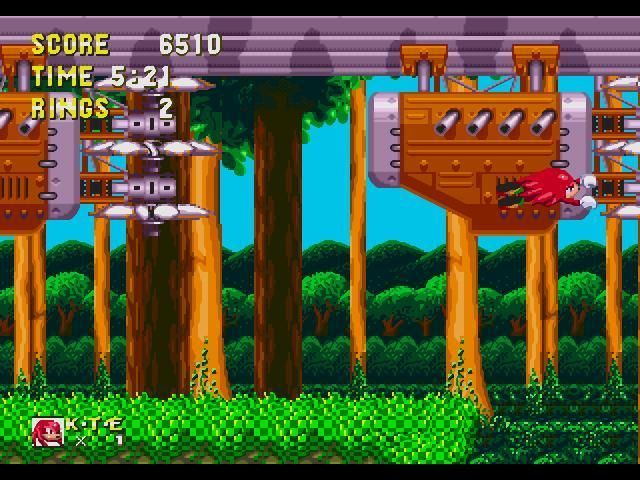 sonic 3 and knuckles hd legendslim