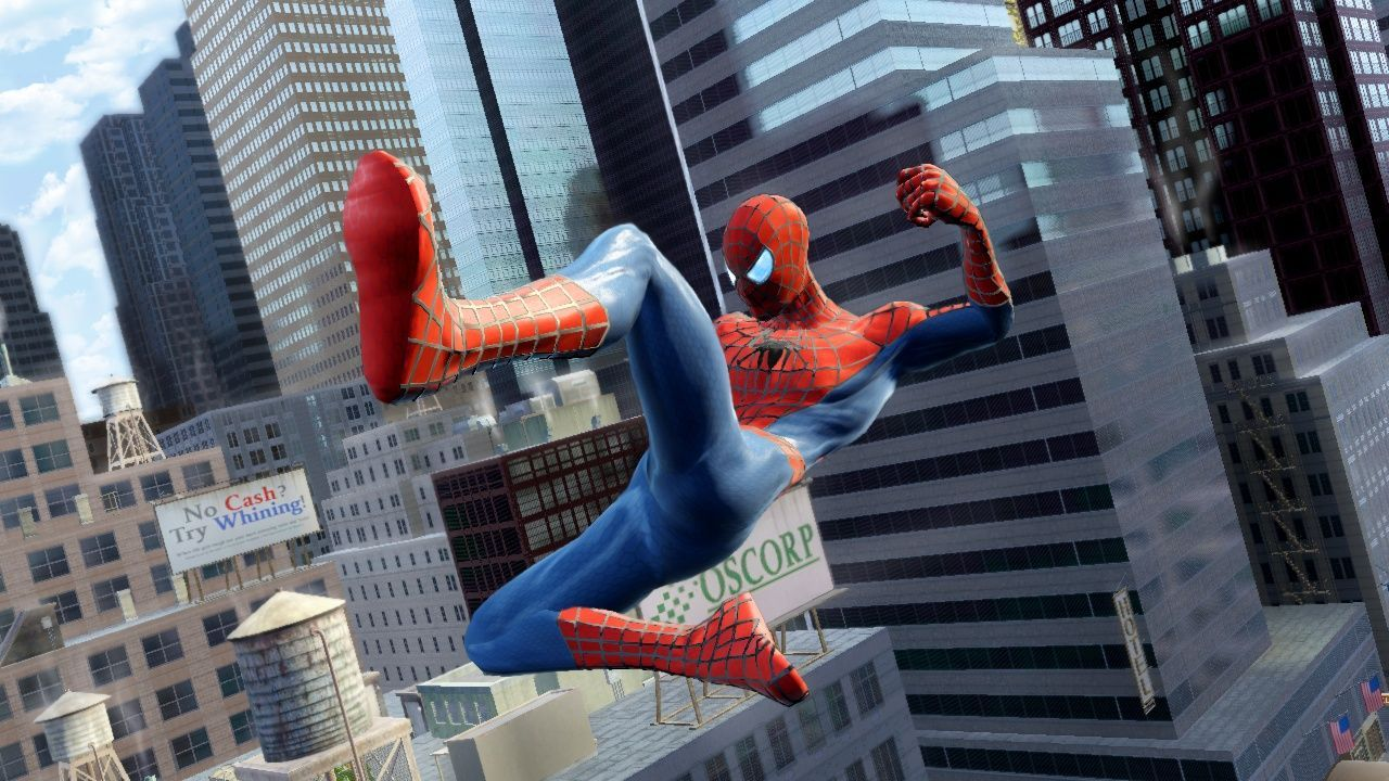 Gioco online spiderman