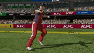 Скриншоты Ashes Cricket 2009