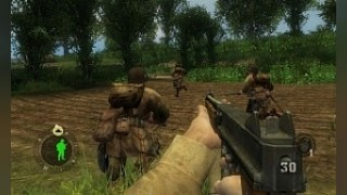 Скриншоты Brothers in Arms: Road to Hill 30 / Картинка 63