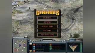 Скриншоты Command & Conquer: Generals / Картинка 72