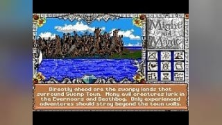 Скриншоты Might and Magic 3: Isles of Terra / Картинка 61