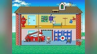 Скриншоты Richard Scarry's BusyTown (1994) / Картинка 10