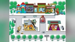 Скриншоты Richard Scarry's BusyTown (1994) / Картинка 14