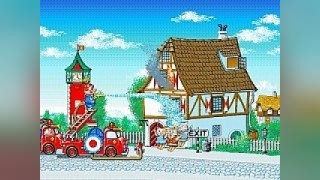 Скриншоты Richard Scarry's BusyTown (1994) / Картинка 16