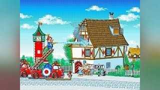 Скриншоты Richard Scarry's BusyTown (1994) / Картинка 17