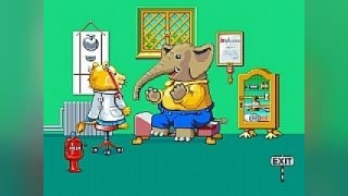 Скриншоты Richard Scarry's BusyTown (1994) / Картинка 23