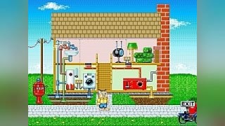 Скриншоты Richard Scarry's BusyTown (1994) / Картинка 29