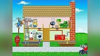 Скриншоты Richard Scarry's BusyTown (1994) / Картинка 30
