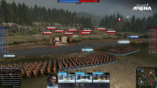 Скриншот Total War: ARENA
